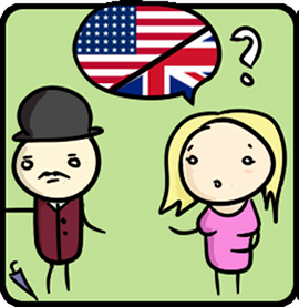 great britain english to u.s.a. english